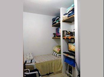 EasyQuarto BR QUARTOS PARA ALUGAR EM GRAVATAÍ - PARADA 64 - Gravataí, Grande Porto Alegre - R$290 por Mês - Foto 1