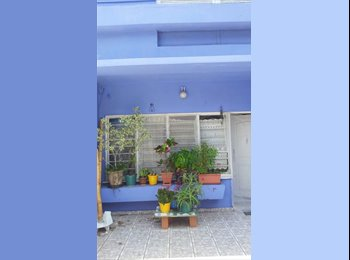 EasyQuarto BR -    Brooklin, ,p/ moças. Com garagem 1500 - Moema, São Paulo capital - R$1500