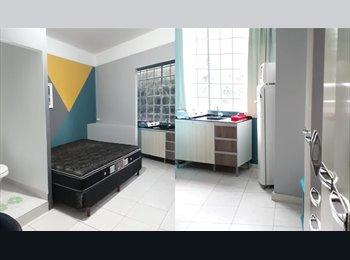 EasyQuarto BR - PENSIONATO EM CURITIBA - Centro, Curitiba - R$450