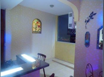EasyQuarto BR  SUITE, WI-FI,AR COND.,TV 3D 32,ROUPA PASSADA - Flamengo, Zona Sul, Rio de Janeiro (Capital) - R$1600 por Mês - Foto 1
