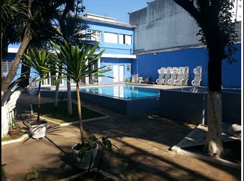 EasyQuarto BR - Bela casa  no Aeroporto de Congonhas em  moema - Moema, São Paulo capital - R$800