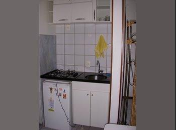 EasyQuarto BR - Kitnet-Studio no centro de Brasilia para alugar - Asa Norte, Brasília - R$1300