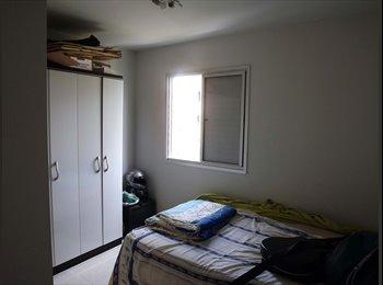 EasyQuarto BR - vaga quarto (suite) individual apto. mobiliado - São José dos Campos, São José dos Campos - R$700
