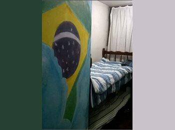 EasyQuarto BR REPÚBLICA – 27 anos de portas abertas. - Centro, Curitiba - R$350 por Mês - Foto 1