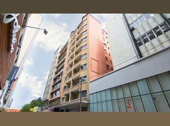 EasyQuarto BR - Flat no centro de Curitiba! - Centro, Curitiba - R$580
