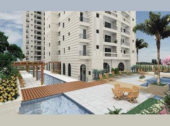 EasyQuarto BR - ALUGO SUITE / QUARTO P/ PROFISSIONAL ou ESTUDANTE - Santo André, RM - Grande São Paulo - R$1000