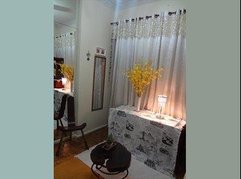 EasyQuarto BR - DIVIDO APTO  EM COPACABANA. - Copacabana, Rio de Janeiro (Capital) - R$750