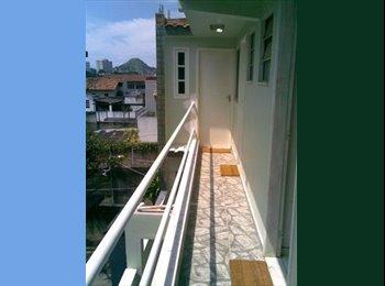 EasyQuarto BR - Suites indivuduais mobiliadas - Zona Norte, Rio de Janeiro (Capital) - R$810