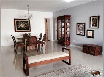 EasyQuarto BR - APARTAMENTO DE ALTO PADRAO - Aldeota, Fortaleza - R$1400