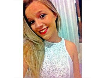 EasyQuarto BR - Andressa  - 18 - Belo Horizonte
