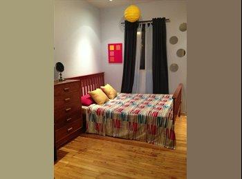 EasyRoommate CA - Belle grande chambre à louer, Montréal - Le Sud-Ouest, Montréal - $450
