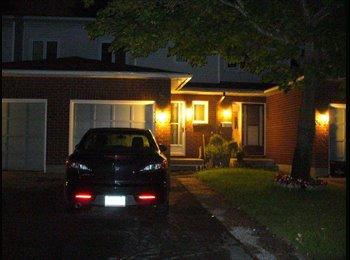 EasyRoommate CA - Room for rent near South Keys (Blossom Park) $500 - Other Ottawa, Ottawa - $500