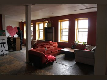 EasyRoommate CA -  PLATEAU meublée, ouvert d'esprit, super ambiance! - Le Plateau-Mont-Royal, Montréal - $535
