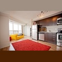 EasyRoommate CA Fully furnished 1 bedroom condo on king west liberty village - King West Village, Toronto - $ 1980 per Month(s) - Image 1