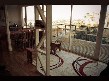 CompartoDepto CL - Habitaciones Disponibles con Vista al Mar - Valparaíso, Valparaíso - CH$17000