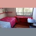 CompartoDepto CL Habitacion Luminosa y Amplia - Ñuñoa, Santiago de Chile - CH$ 260000 por Mes - Foto 1