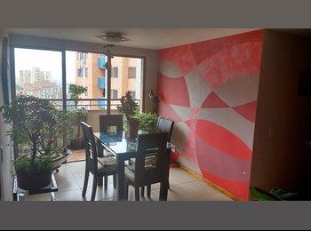 CompartoApto CO - Se comparte apartamento. A partir de diciembre 01 - Zona Occidente, Medellín - COP$*