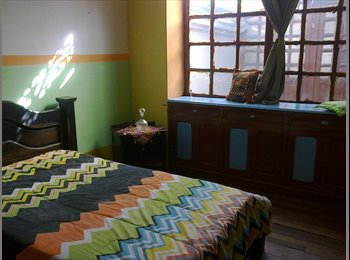 CompartoApto CO - ROOM FOR RENT FOR COUPLE OR SINGLE - Zona Centro, Bogotá - COP$*