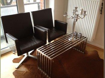 EasyWG DE - Stylische Wohnung in in absoluter Citynähe - Barmbek Sd, Hamburg - €550