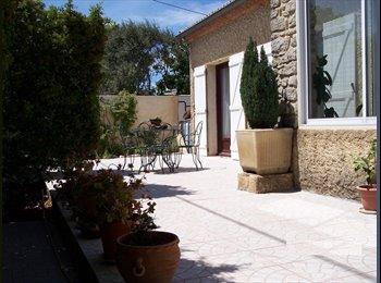 Appartager FR -           CHAMBRES en colocation chez l'habitant - Morières-lès-Avignon, Avignon - €430