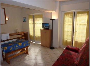 Appartager FR STUDIO MEUBLE – CARLONE - PRES DES FACS - Ouest Littoral, Nice, Nice - 550 par Mois,€127 par Semaine€ - Image 1