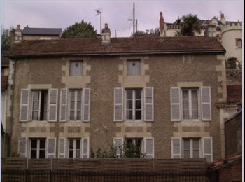 Appartager FR - Une chambres libre - Poitiers, Poitiers - €400