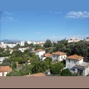 Appartager FR Colocation 5 pc Nice Ouest - Proche EDHEC & ARENAS - Ouest Littoral, Nice, Nice - € 450 par Mois - Image 1
