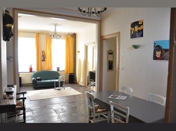 Appartager FR - Maison en colocation à Roubaix avec 3 chambres - Roubaix, Lille - €350