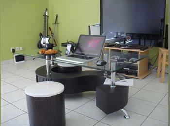 Appartager FR - cherche colocataire Lyon 7-8ème Villon - 8ème Arrondissement, Lyon - €400