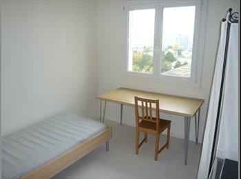 Appartager FR - Dans coloc sympa, belle ch. meublée libre au 15/11 - Esplanade, Strasbourg - €370