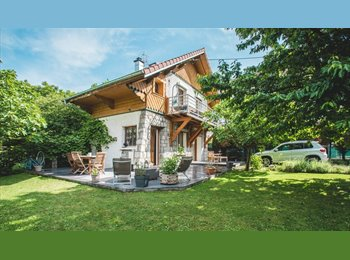 Appartager FR - Colocation Chalet refait a neuf - Cluses, Annemasse - €450