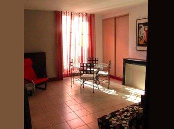 Appartager FR - Location saisonnièreT2 Nîmes historique - Nîmes, Nîmes - €450