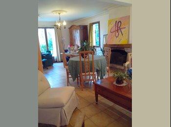Appartager FR - Colocation 15 mn Rennes, maison & jardin 550 € - Noyal-Châtillon-sur-Seiche, Rennes - €550