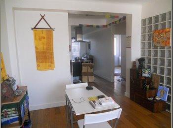 Appartager FR - colocation dans T3 (13004) ou echange Mars/Toulous - 4ème Arrondissement, Marseille - €450