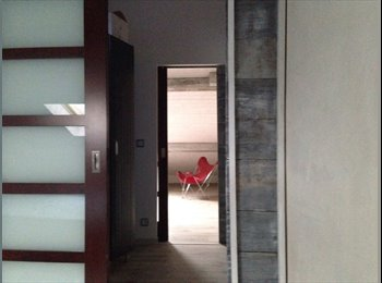 Appartager FR - Appartement rénové tout confort T4 , sous toit - Hendaye, Biarritz - €350