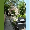 Appartager FR T1 meublé, donnant sur un jardin privatif - 5ème Arrondissement, Marseille, Marseille - € 430 par Mois - Image 1