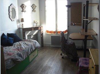 Appartager FR - location chez l'habitant - La Courneuve, Paris - Ile De France - €500