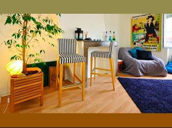 Appartager FR - Sous-Loc JUIN + ETE 2014 - 3ème Arrondissement, Lyon - €450