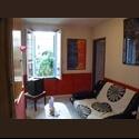 Appartager FR F2 très calme centre furnished flat very safe area - Perpignan, Perpignan - € 230 par Mois - Image 1