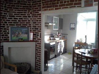 Appartager FR - recherche colocataire à Hem - Hem, Lille - €350
