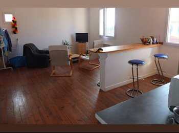 Appartager FR - Chambre dans T3 proche plage et Biarritz - Bidart, Biarritz - €410