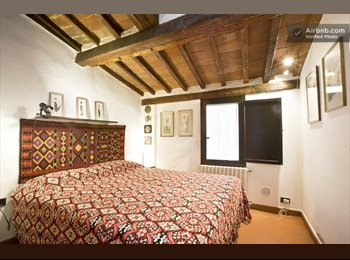 EasyStanza IT - PITTI lovely apt  for 2/3pers Wifi A/Cond - Centro Oltrarno - Santo Spirito - S. Frediano, Firenze - €750