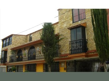 CompartoDepa MX - BUAP residencia universitaria - Otras, Puebla - MX$2250