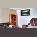 CompartoDepa MX habitacion amueblada cerca  aud.telmex cucea - Zapopan, Guadalajara - MX$ 1500 por Mes - Foto 1