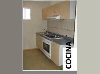 CompartoDepa MX - Rento bonito departamento residencial   Amueblado - San Luis Potosí, San Luis Potosí - MX$4500