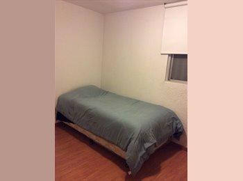 CompartoDepa MX - Tengo cuarto en Cuajimalpa, cerca del Yaqui. - Cuajimalpa de Morelos, DF - MX$3300