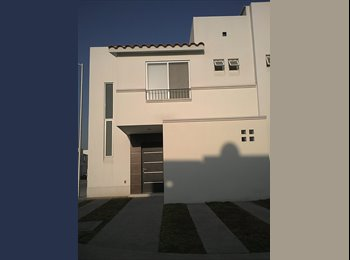 CompartoDepa MX - Se renta habitación - San Luis Potosí, San Luis Potosí - MX$2500