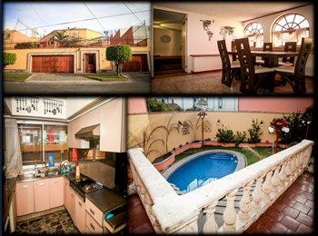CompartoDepa MX - Casa para Estudiantes /  Exchange students - Guadalajara, Guadalajara - MX$4000