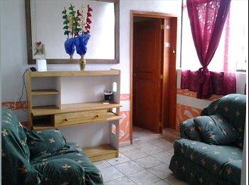 CompartoDepa MX - Cuartos totalmente amueblados para mujeres - Guanajuato, Guanajuato - MX$1700