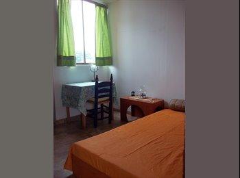 CompartoDepa MX - Rento cuarto en departameto en Coyoacán - Coyoacán, DF - MX$3200